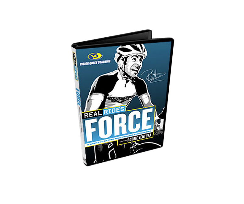 VIDEO CYCLEOPS REALRIDES DVD 9722 FORCE