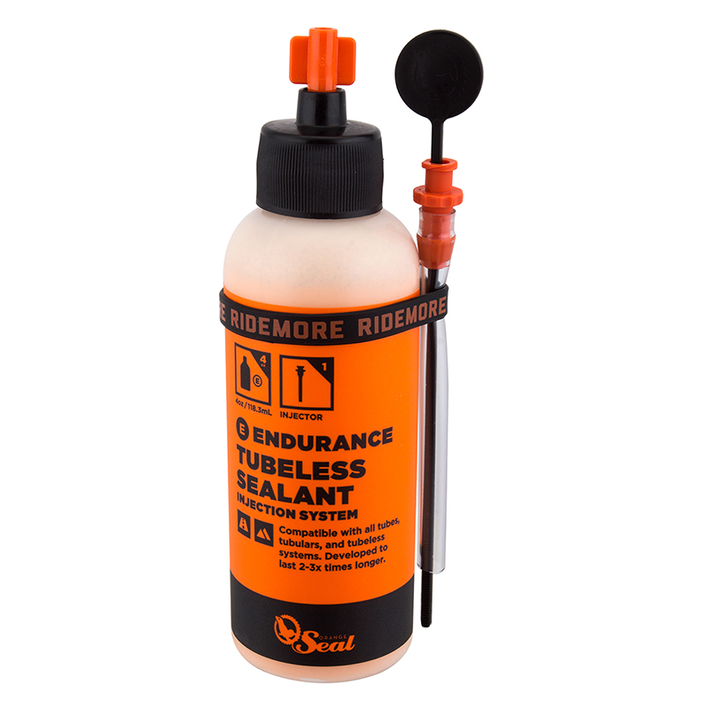 TIRE SEALER ORANGE SEAL ENDURANCE 4oz w/TWISTLOCK