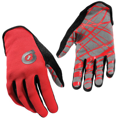661 REV GLOVE, RED, M (9)