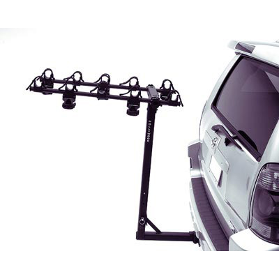 CAR RACK HOLLYWOOD HR9200 TRVLR 2in5BIKE